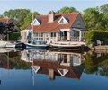 Bungalowpark aan het water in Friesland, bungalow 30